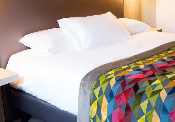 Tarif r duit sur les chambres d h tel kyriad saint quentin for Hotel tarif reduit